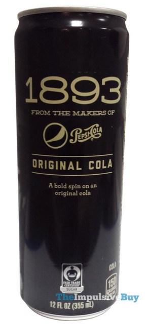 Pepsi 1893 Original Cola