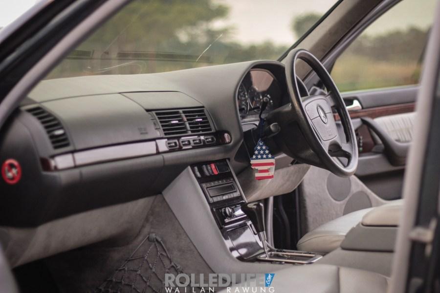 Mercedes Benz W140 S Class-29