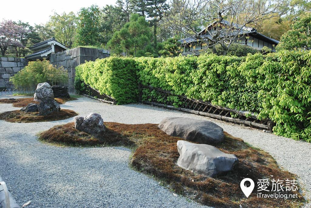 京都赏樱景点 元离宫二条城 32