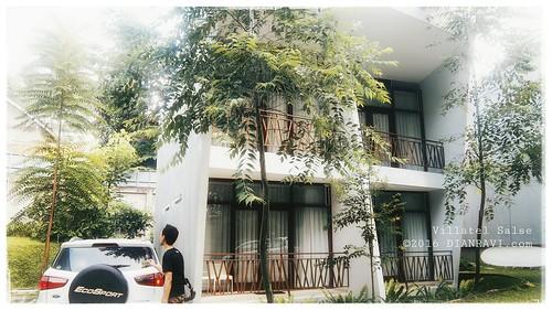 Villatel Salse, Bandung