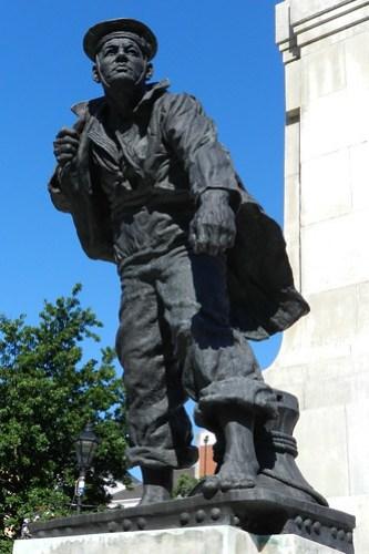 Monumento a los caidos de Derry Londonderry Irlanda 07