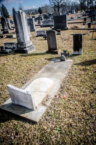 Ebenezer Methodist Church and Cemetery-021
