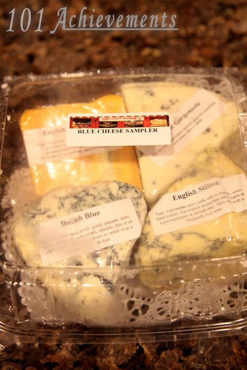 January Cheese of the Month - Blue Cheese
