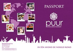 Wereldrestaurant Puur Passport 2016