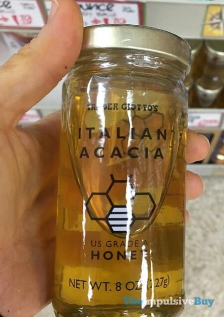 Trader Giotto's Italian Acacia Honey