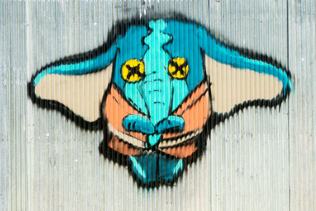 Chiang Mai Street Art 49