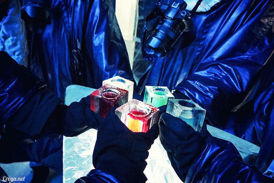 2016.03.24 | 看我歐行腿 | 斯德哥爾摩的 ICEBAR 冰造酒吧,奇妙緣份與萍水相逢的台灣鄉親破冰共飲 21.jpg
