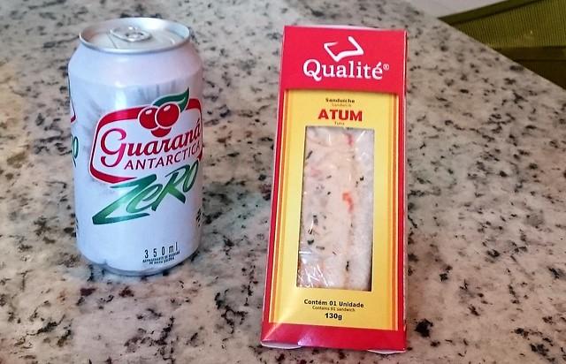 quick lunch sanwich antarctia manaus