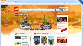 LEGO.com (2011)
