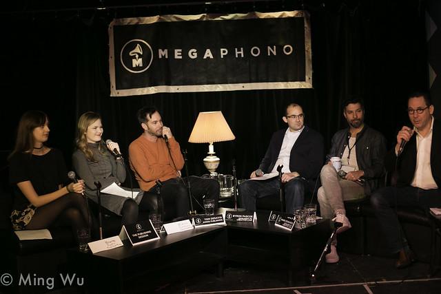 Megaphono 2016: The Publishing Session