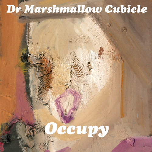 Dr Marshmallow Cubicle - Occupy 1600x1600