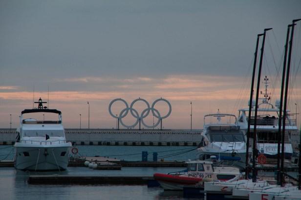 Сочинский морской вокзал, Адлер, Россия