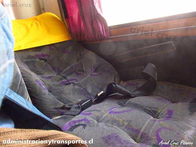 Pullman Carmelita - Semi Cama - Busscar Jum Buss 400T / Mercedes Benz (SF1809) (63)