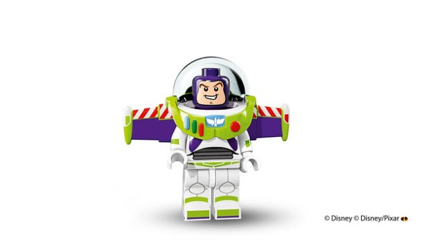 Lego Disney Minifigures Buzz Lightyear