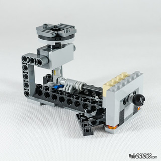 REVIEW LEGO Star Wars 75137 Carbon-Freezing Chamber 15 (HelloBricks)