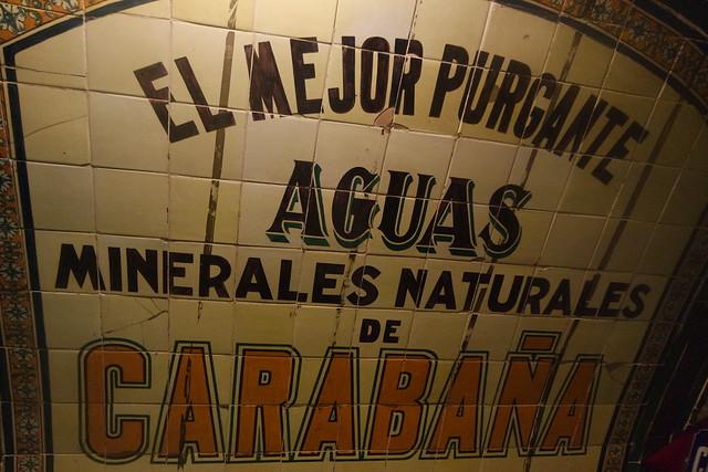 Anuncios antiguos Metro de Madrid