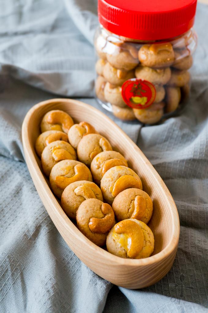 Cashew Cookies