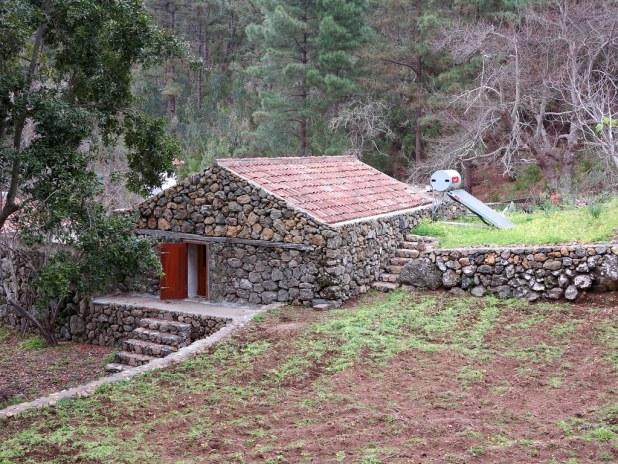 Casa rural en el norte de Tenerife