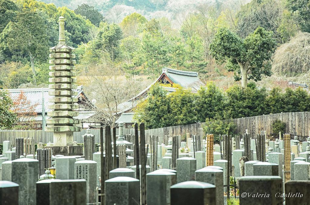 Buddhist Cemetery in Arashiyama - Giappone fai da te