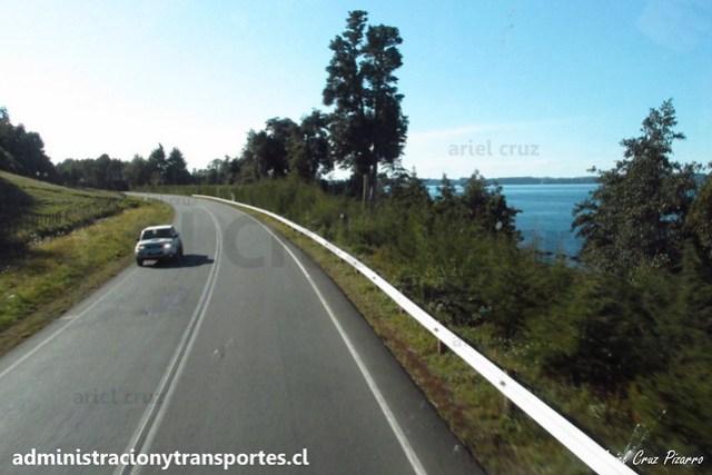 Lago Puyehue / Ruta 215 CH - HSGG45