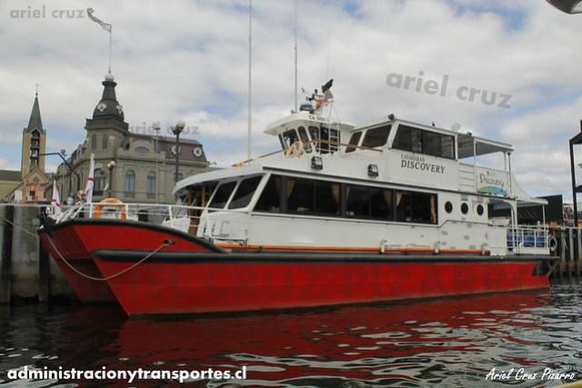 Catamarán Discovery - Valdivia