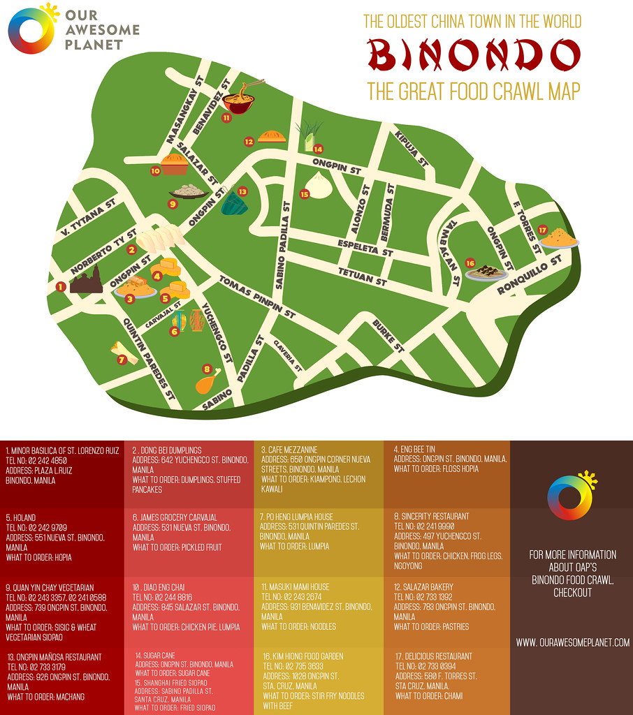binondo food crawl map
