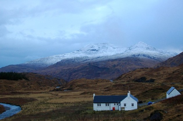 Isle of Mull - Christmas 2015
