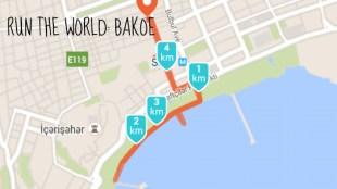 Run the world Bakoe