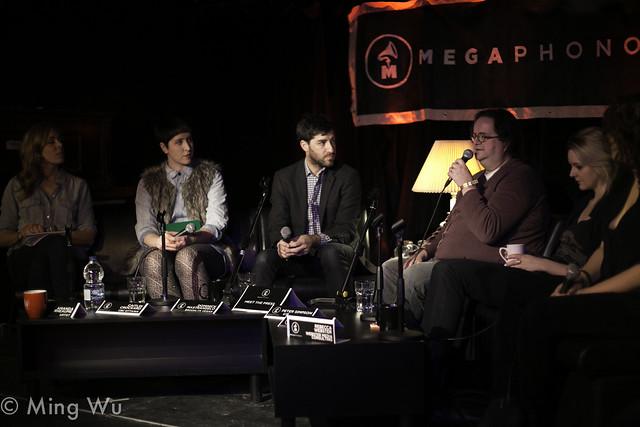 Megaphono Panel: Meet the Press