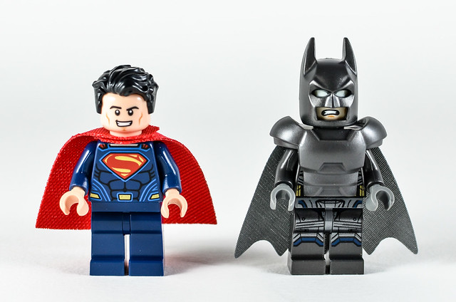 Review LEGO 76044 DC Comics Clash of the Heroes 06
