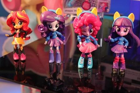 NYTF16: Hasbro Showroom
