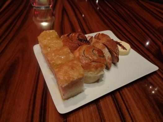 Bread, Gordon Ramsay Steak, Paris Casino, Las Vegas NV