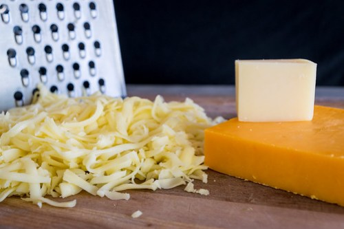 parmesan, cheddar, and monterey jack cheese
