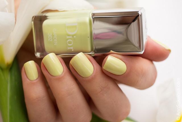 05 Dior #302 Garden swatches Ann Sokolova свотчи Анна Соколова