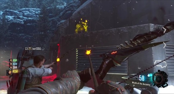 Call of Duty: Black Ops 3 Fire Bow