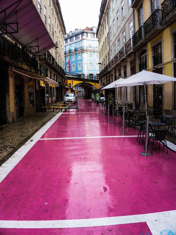 Lissabon Rua Nova do Carvalho