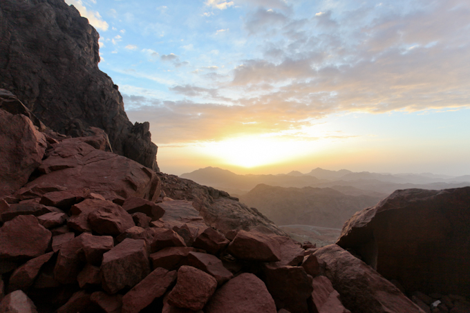 Mt. Sinai Sunrise