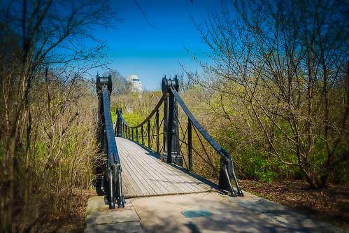 19th Century Footbridge