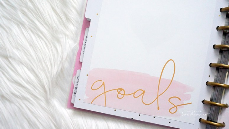 How To Stay Motivated & Focus on Achieving your Goals | LoveCharmaine.com