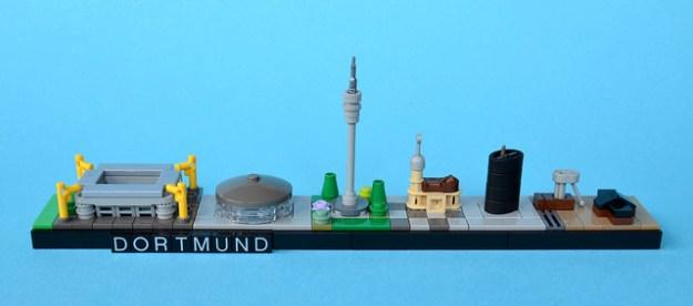 Tiny Dortmund is a German gem | The Brothers Brick