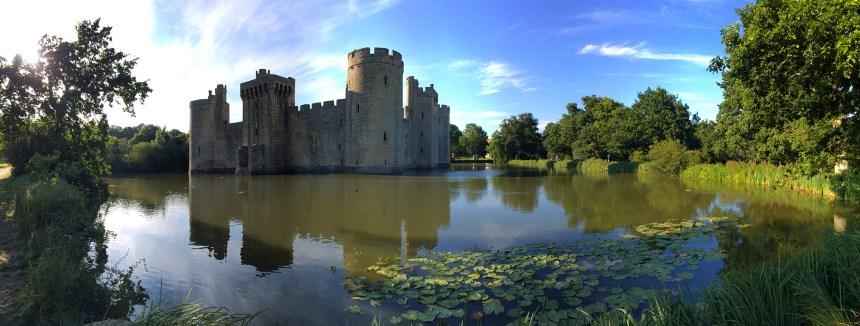 Castillo de Bodian, Inglaterra