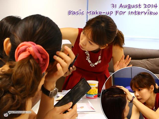 100 wishes Basic Makeup Tiffany Yong