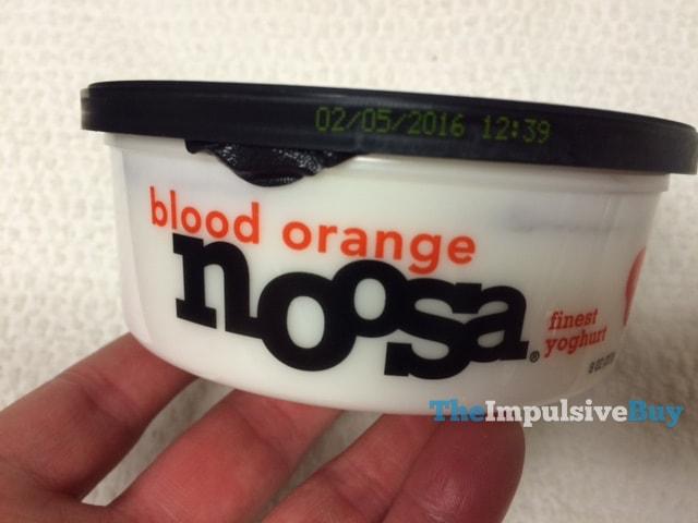 Limited Batch Blood Orange Noosa Yoghurt