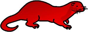 odder rød