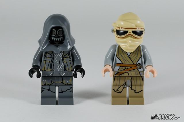 REVIEW LEGO Star Wars 75099 Rey's Speeder 04 - HelloBricks