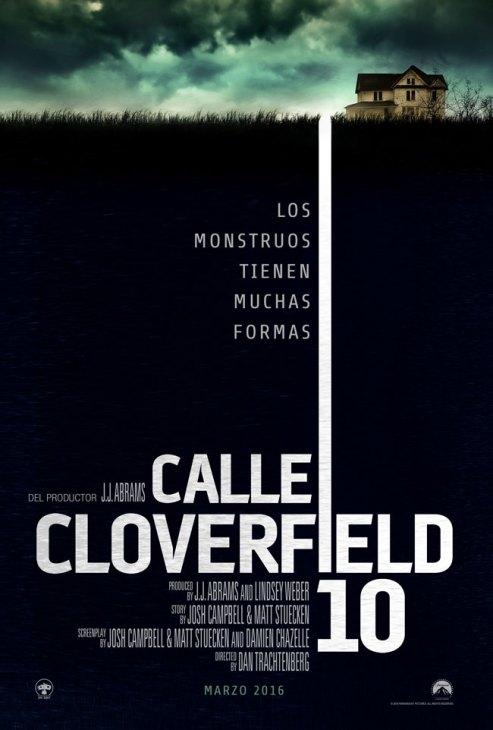 Calle Cloverfield 10 - Estreno de cine