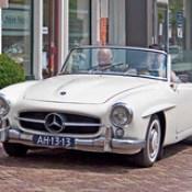 Mercedes-Benz 190 SL 1960 (4646)