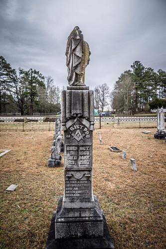 Spann Methodist Church and Cemetery-003