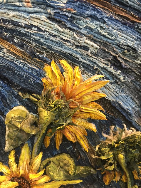 at pinterest quilt one petal a time sunflower pin building the quilts