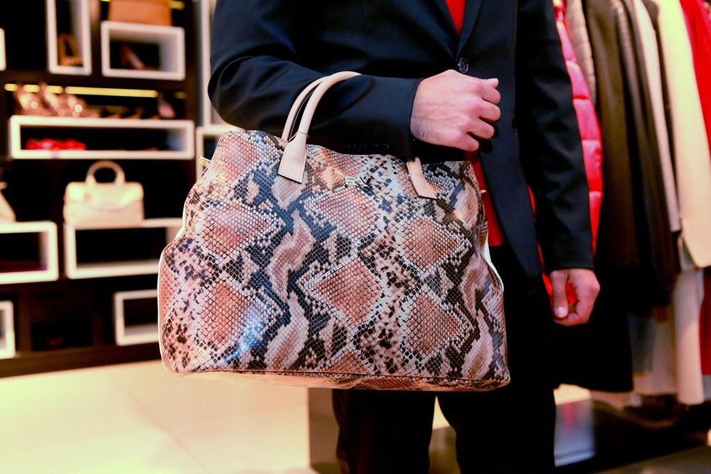 Roberto Verino shopping bag